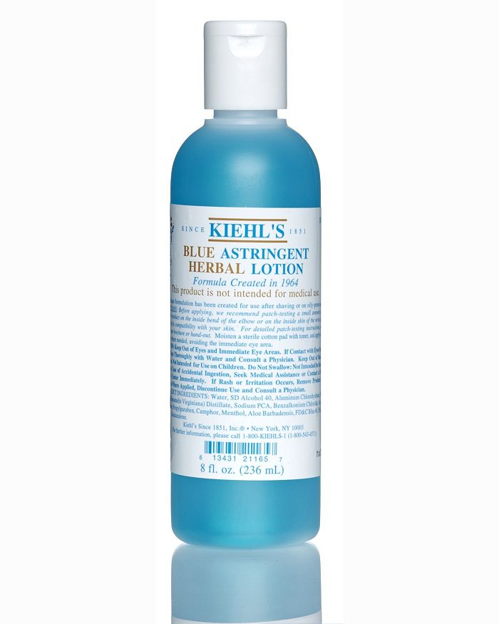 Kiehl's Since 1851 - Blue Astringent Herbal Lotion