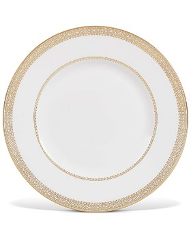Wedgwood - Vera Lace Gold Accent Plate