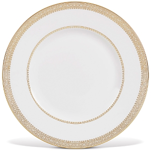 Vera Wang Wedgwood Vera Lace Gold Accent Plate
