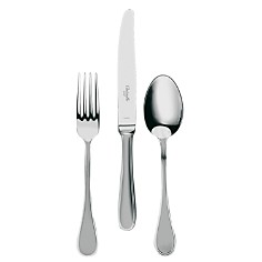 "Christofle - ""Albi"" Silverplate Flatware"