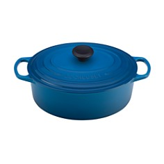 Le Creuset - 5-Quart Signature Oval Dutch Oven