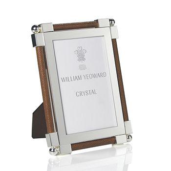 "William Yeoward Crystal - Classic Clear Frame, 4"" x 6"""