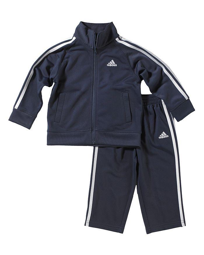 Adidas - Unisex Tricot Jacket & Pants Set - Little Kid