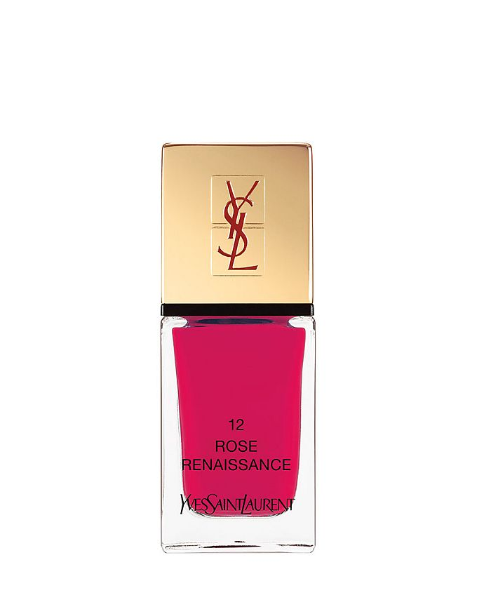 Yves Saint Laurent - La Laque Couture Nail Polish