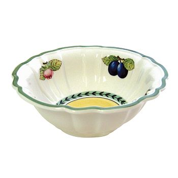 Villeroy & Boch - French Garden Fluted Rice Bowl