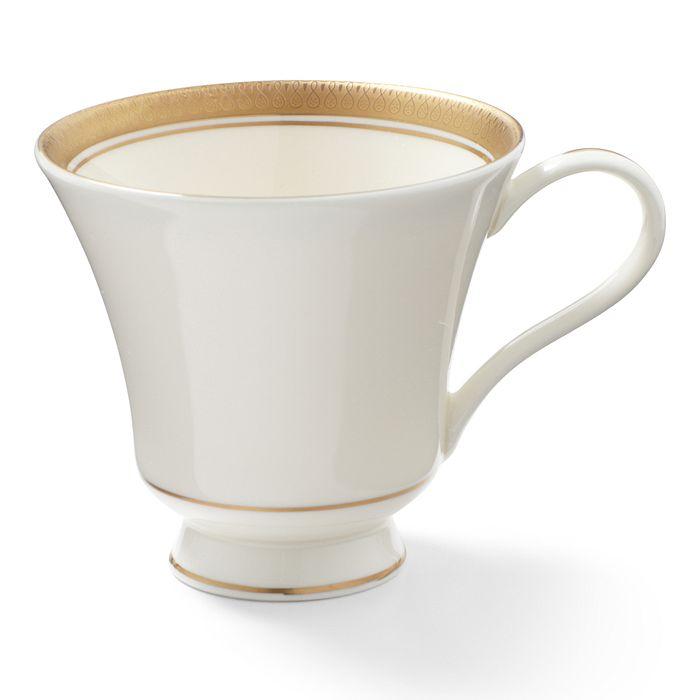 Pickard China - Palace White Tea Cup