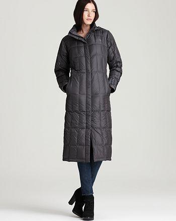 cd71ed0e0 The North Face® Triple C Long Down Coat   Bloomingdale's