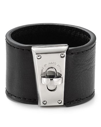 Marc By Jacobs Intergalocktic Leather Bracelet