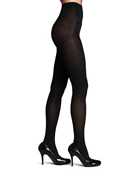 HUE - Opaque Sheer to Waist Tights
