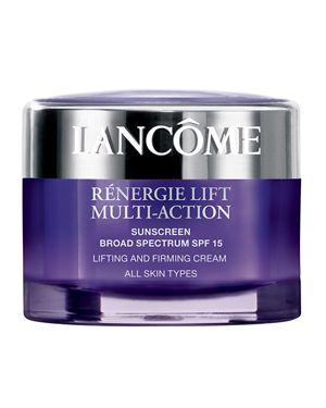 Lancome Renergie Lift Multi Action Moisturizer Cream Spf 15, All Skin Types 1.7 oz.