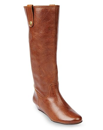 STEVEN BY STEVE MADDEN - Tall Wedge Boots - Inspirre