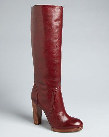KORS Michael Kors - Tall Platform Boots - Aila