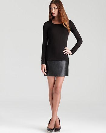 Bailey 44 - Lorax Faux Leather Dress