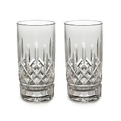 Waterford Lismore Highball Glass, Set of 2 - Bloomingdale's Registry_0