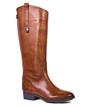 Sam Edelman Flat Riding Boots - Penny
