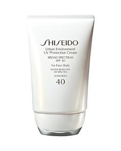 Shiseido Urban Environment UV Protection Cream SPF 40 - Bloomingdale's_0