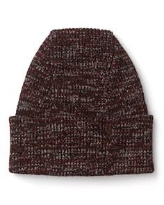 The Men's Store at Bloomingdale's Merino Melange Cuffed Hat_0