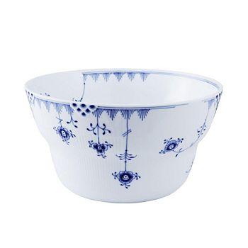Royal Copenhagen - Blue Elements Salad Bowl