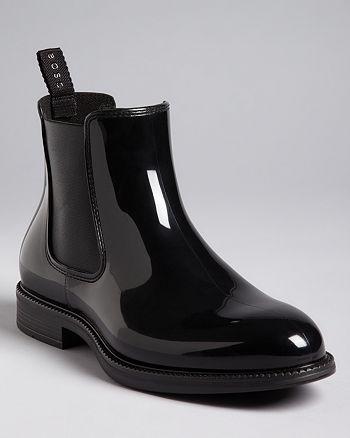 BOSS Hugo Boss - Men's RAIDIE Slip on rain boot