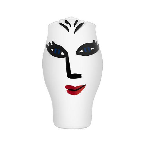 Kosta Boda - Open Minds Vase, Silver