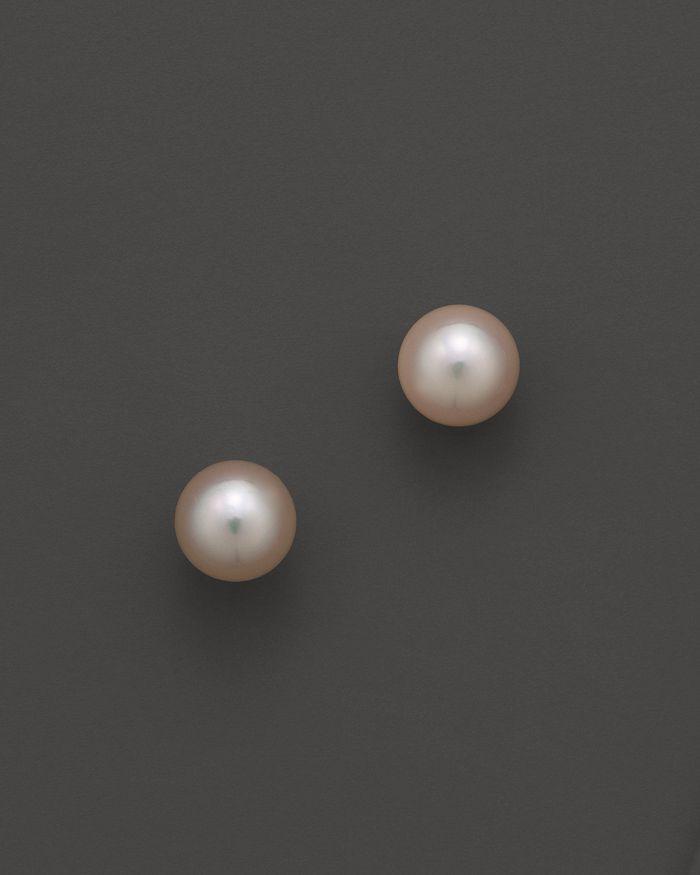 Tara Pearls - Akoya Cultured Pearl Stud Earrings, 5mm