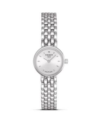 TISSOT Lovely Silver Quartz Dress Watch, 19Mm