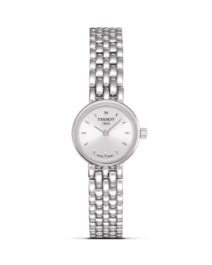 Tissot - Lovely Silver Quartz Dress Watch, 19mm