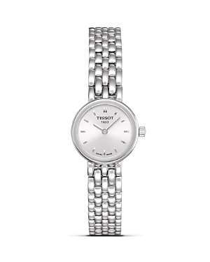 Tissot Lovely Silver Quartz Dress Watch, 19mm