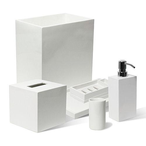 jonathan adler lacquer bath accessories - Bathroom Accessories