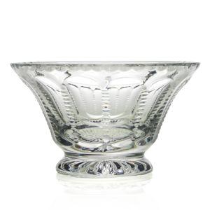 William Yeoward Crystal Inez 5 Footed Bowl