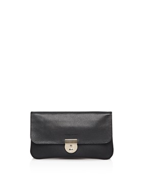 d515fab983c Longchamp - Veau Foulonne Travel Clutch ...