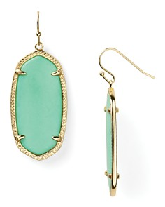 Kendra Scott Signature Elle Drop Earrings - Bloomingdale's_0