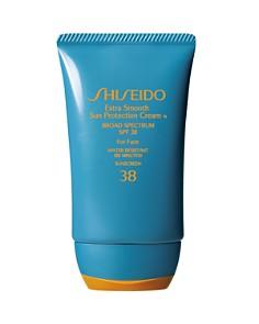 Shiseido Extra Smooth Sun Protection Cream SPF 38 1.7 oz. - Bloomingdale's_0