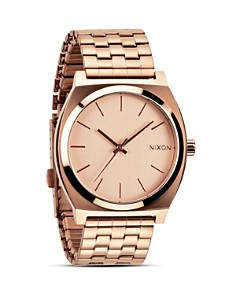 Nixon The Time Teller Watch, 43mm - Bloomingdale's_0