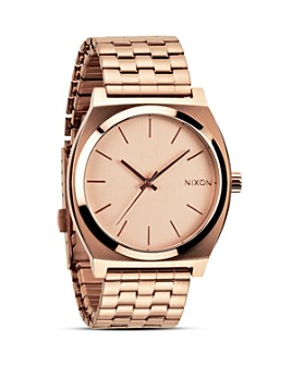 Nixon - The Time Teller Watch, 43mm