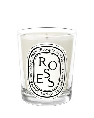 $Diptyque Roses Scented Candle - Bloomingdale's