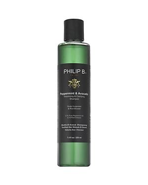 Philip B Peppermint And Avocado Clarifying Shampoo