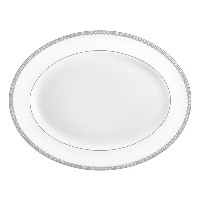Waterford - Lismore Lace Platinum Platter