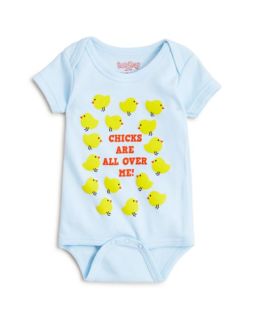 Sara Kety - Boys' Chicks Are All Over Me Bodysuit - Baby