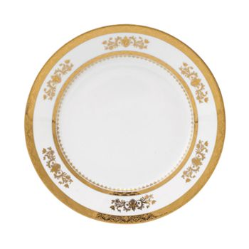 Philippe Deshoulieres - Orsay White Salad Plate