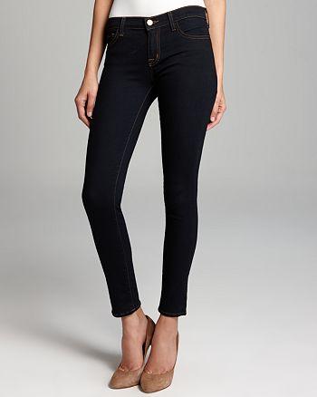 J Brand - Jeans - 811 Skinny in Ink
