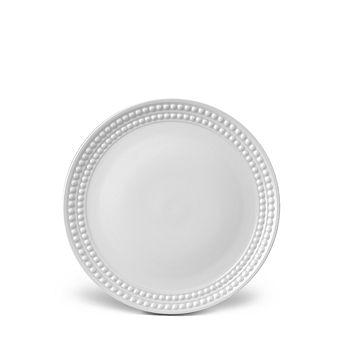 L'Objet - Perlée White Dinner Plate
