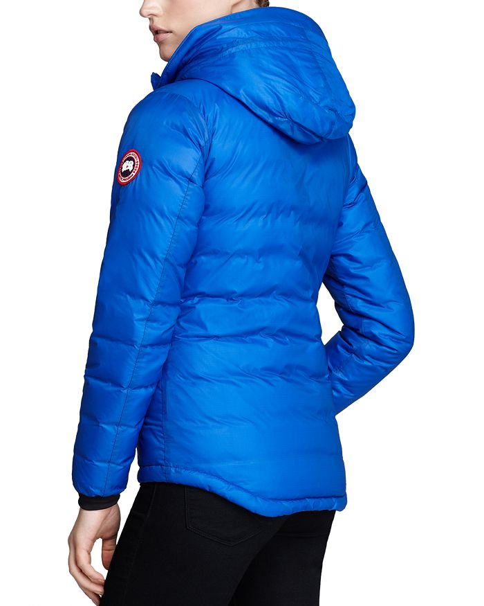 Canada Goose Down Coat - PBI Camp Hooded Lightweight  65a1055372