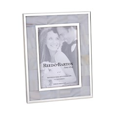 "Reed & Barton Mother of Pearl Frame, 4 x 6"" - Bloomingdale's_0"