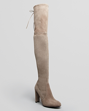 Stuart Weitzman Highland High Heel Over the Knee Boots
