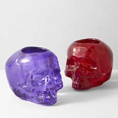 Kosta Boda Still Life Skull Votive - Bloomingdale's_0