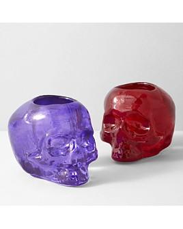 Kosta Boda - Still Life Skull Votive