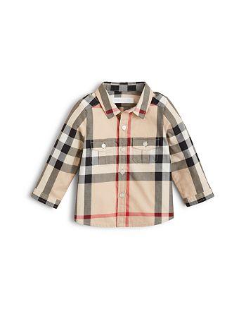 Burberry - Boys' Trent Shirt - Baby