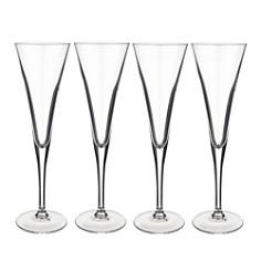 Villeroy & Boch Purismo Champagne Flute, Set of 4 - Bloomingdale's Registry_0