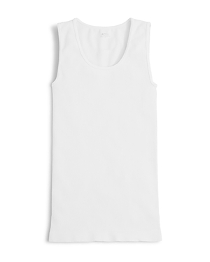 Aqua Girls Ribbed Tank Top  Sizes 716  100 Exclusive